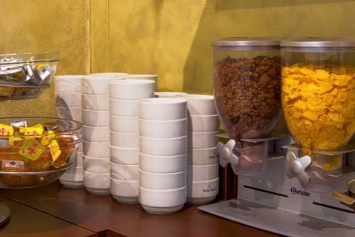 Snídaně v hotelu Liberec
